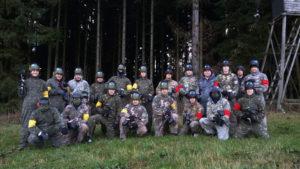 Teambuilding aktivita paintball pro firmy | TBpaintball