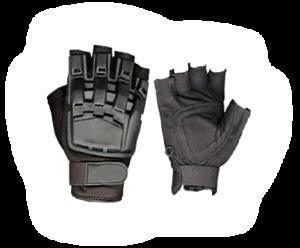 Speciální paintballové rukavice