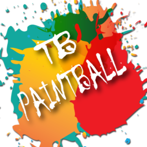 Logo firmy TBpaintball - půjčovna paintball, teambuilding paintball