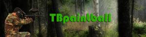 Logo firmy TBpaintball - půjčovna paintball, teambuilding paintball